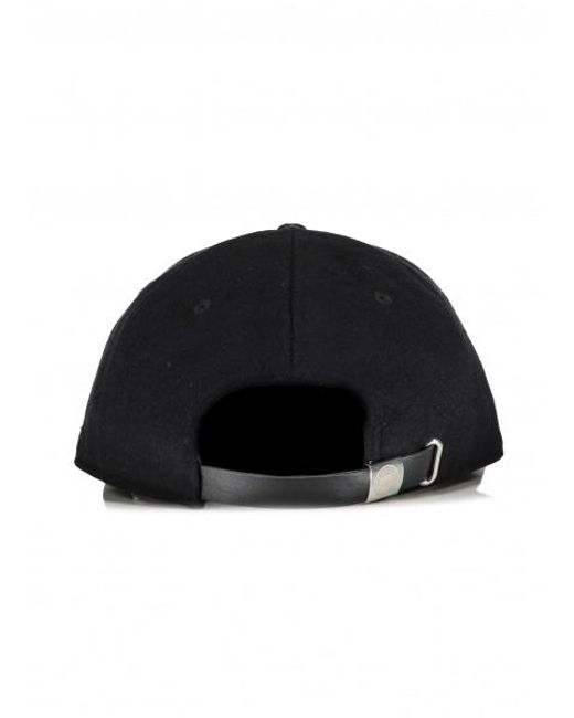 c7c71bd4dc6 Canada Goose Melton Wool Cap in Black for Men - Lyst