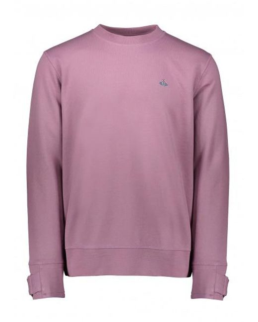 Vivienne Westwood - Pink Crew Sweat for Men - Lyst