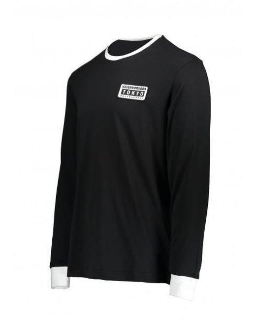 f375c7ec ... Adidas Originals - Black Nh Lsl Tee for Men - Lyst ...