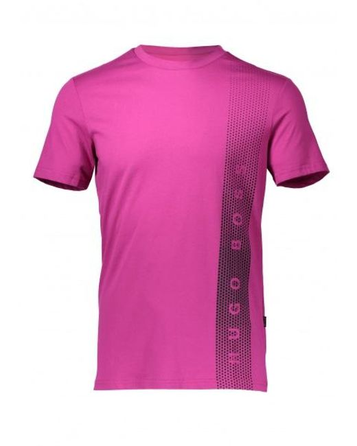 BOSS - Pink Graphic Rn T for Men - Lyst