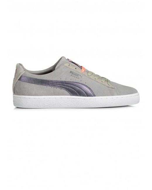 b032f751b452 PUMA - Gray Suede Classic X Staple Pigeon for Men - Lyst ...