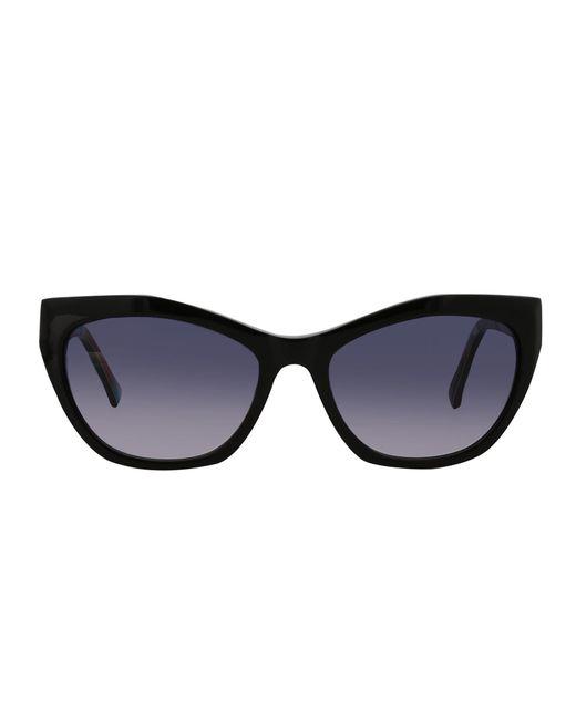 Trina Turk | Black Corfu Sunglasses | Lyst