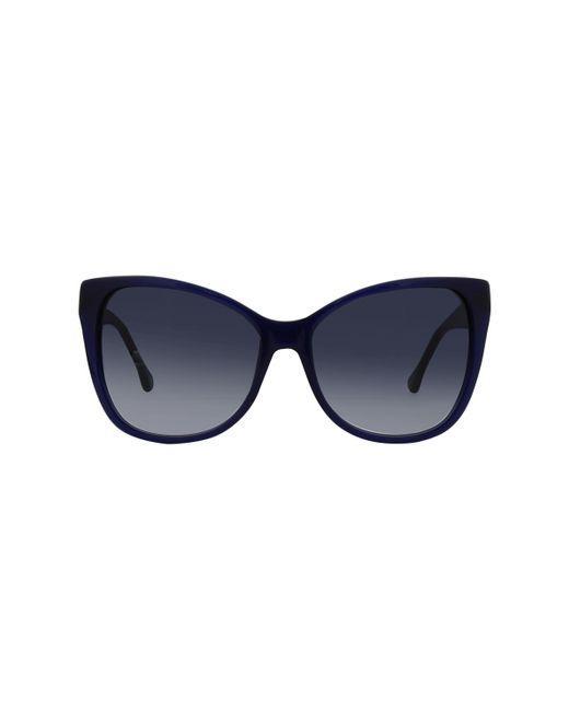Trina Turk - Blue Culebra Sunglasses - Lyst
