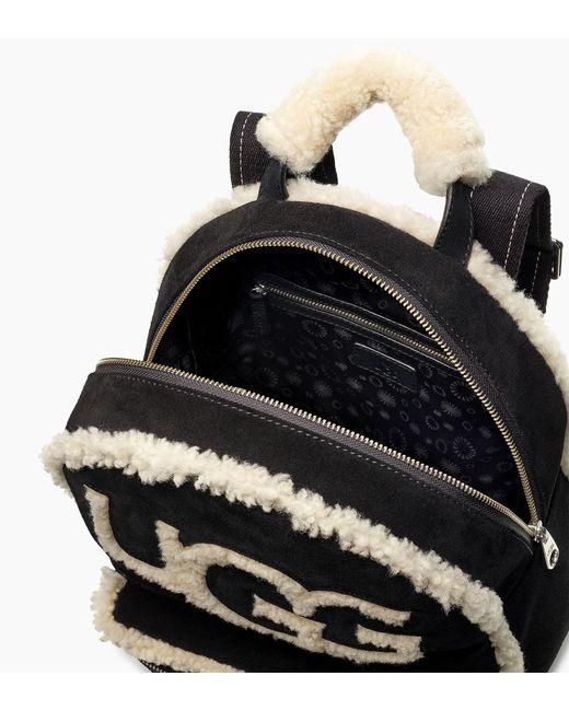 Black Sheepskin Sheepskin Backpack Dannie Dannie Ugg Backpack Lyst nw8PZNXk0O