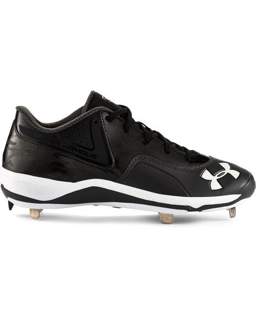 Men S Ua Deception Baseball Training Shoes