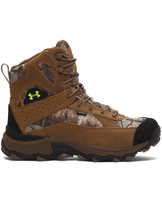 Under Armour | Brown Men's Ua Brow Tine Hunting Boots – 800g | Lyst