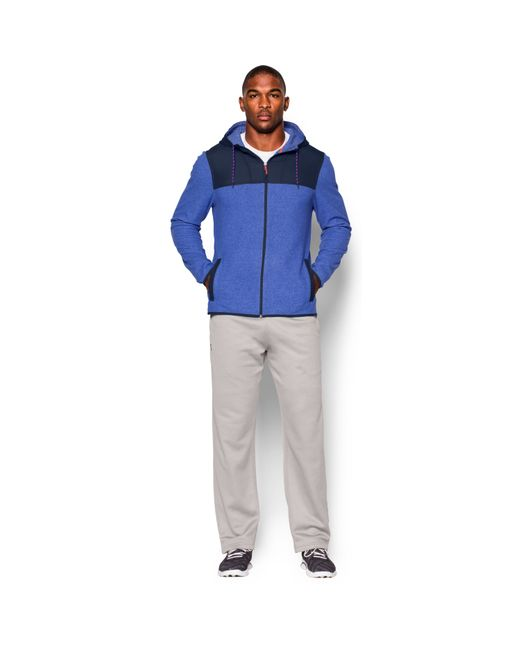 Under Armour | Ua Coldgear® Infrared Survival Fleece 1/4 Zip for Men | Lyst