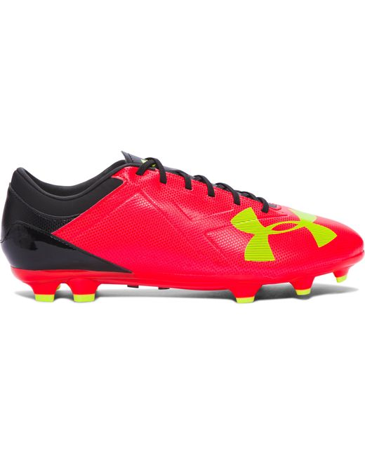 Under Armour | Multicolor Men's Ua Spotlight Dl Fg Soccer Cleats for Men | Lyst