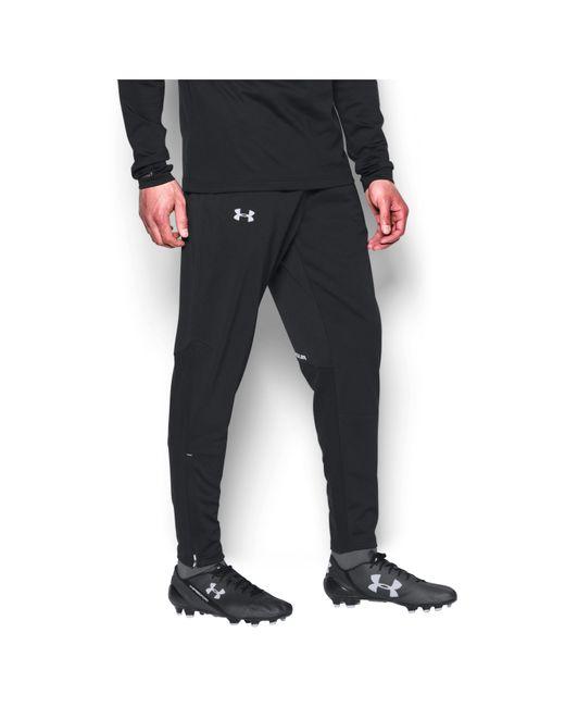 Under Armour | Black Men's Ua Challenger Knit Warm-up Pants for Men | Lyst