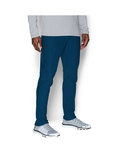 Under Armour | Blue Men's Ua Elevated Knit Pants for Men | Lyst