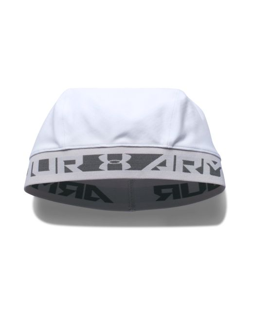 Under Armour | White Men's Ua Coolswitch Skull Cap for Men | Lyst