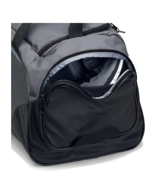 451786e5b06e Under Armour - Black Undeniable 3.0 Small Duffle Bag for Men - Lyst  Mens UA  ...