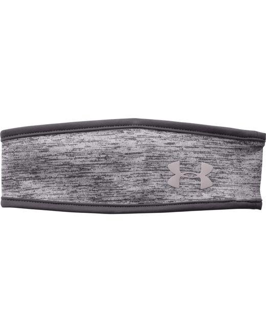 Under Armour - Gray Women's Ua Twist Techtm Headband - Lyst
