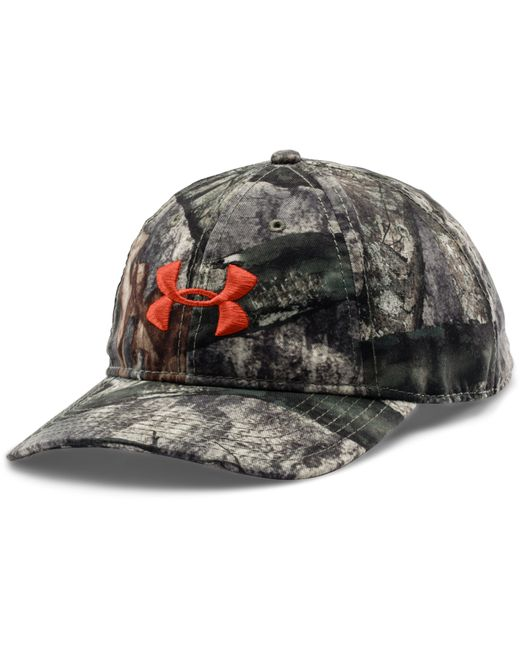 Under Armour - Multicolor Men's Ua Camo Cap for Men - Lyst