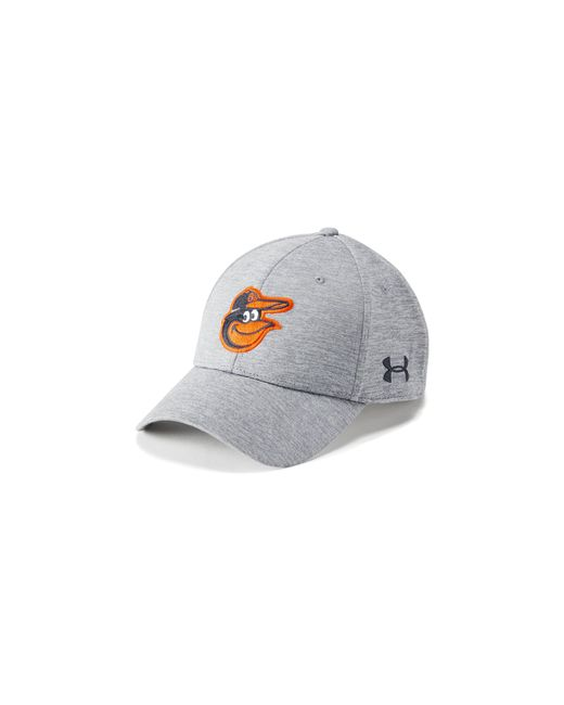 huge discount f3ca9 a8466 ... free shipping under armour gray mens mlb twist closer cap for men 7deb2  97280