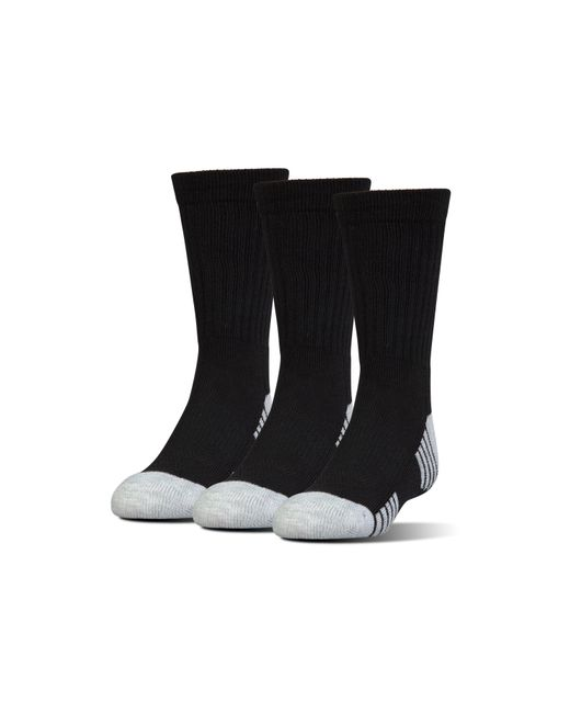 Under Armour - Black Ua Heatgear® Tech Crew Socks for Men - Lyst