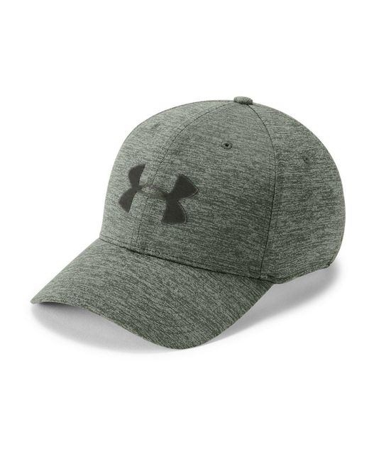more photos 01979 ace1b Under Armour - Green Armour Twist 2.0 Cap for Men - Lyst