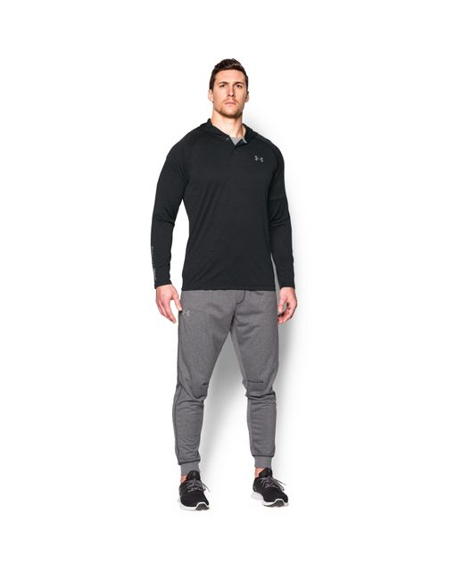 Under Armour - Black Men's Ua Techtm Popover Hoodie for Men - Lyst