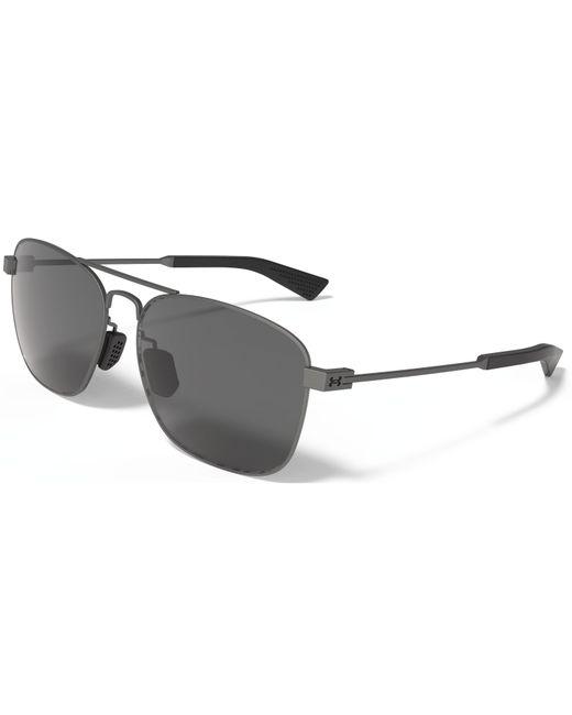 Under Armour - Gray Ua Rally Storm Polarized Sunglasses for Men - Lyst