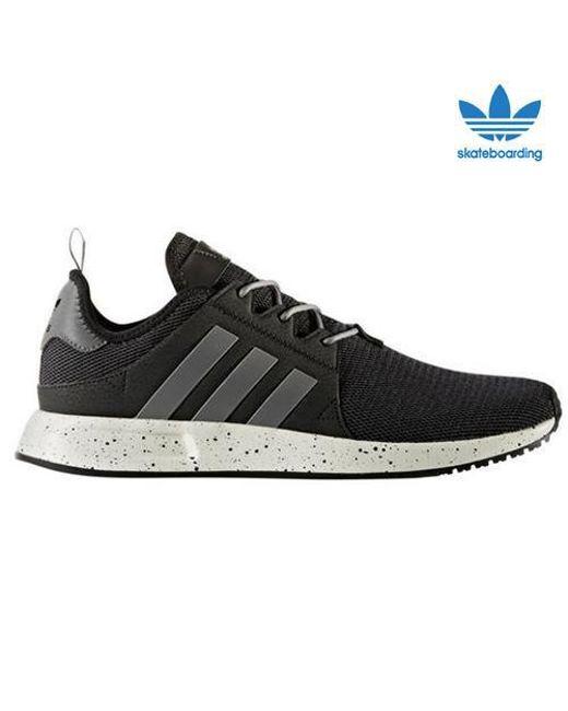 premium selection 2da36 0c0da Adidas Originals   Black X Plr for Men   Lyst ...