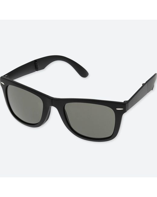 Uniqlo | Black Wellington Folding Sunglasses for Men | Lyst