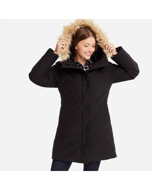 Uniqlo - Black Women Ultra Warm Down Short Coat - Lyst