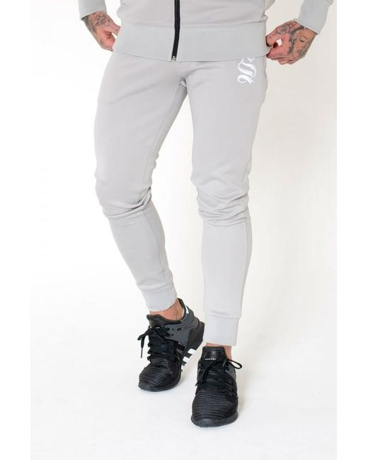 Sinners Attire | Gray Poly Tracksuit Joggers for Men | Lyst