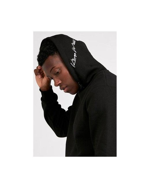Kings Will Dream - Black Lidster Oh Hood for Men - Lyst