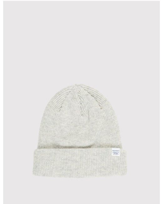 Norse Projects - Gray Norse Beanie Hat for Men - Lyst