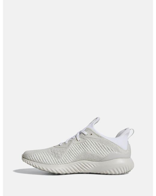1ee70903e ... Adidas Originals - White Adidas Alphabounce Em (db1092) for Men - Lyst  ...