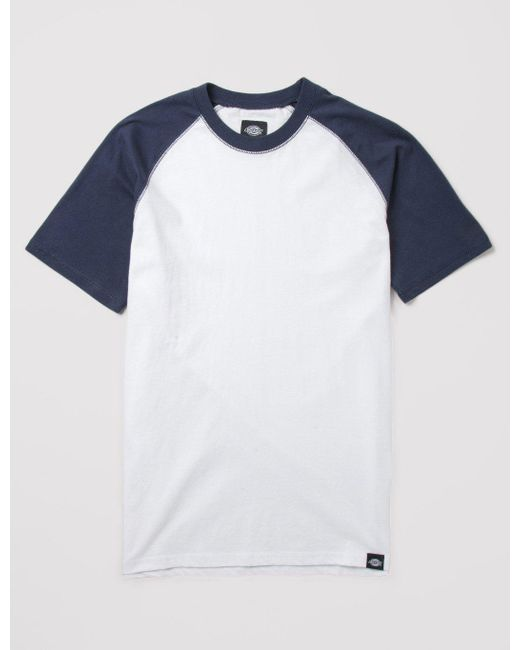 Dickies - Blue Destin T-shirt for Men - Lyst