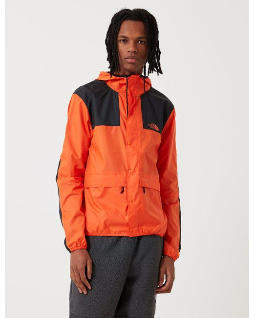 The North Face - Orange 1985 Mountain Jacket for Men - Lyst