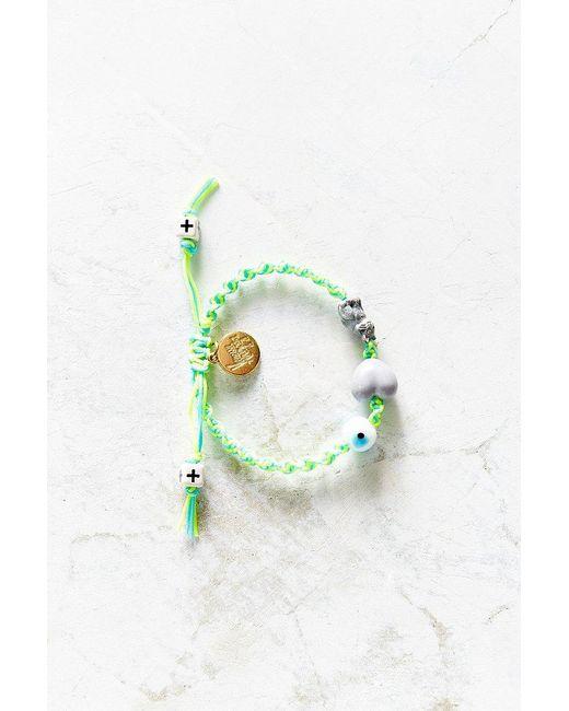 Venessa Arizaga   Green I Love Cats Bracelet   Lyst