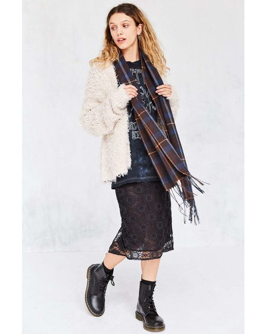 Pendleton | Multicolor Plaid Whisperwool Muffler Scarf | Lyst