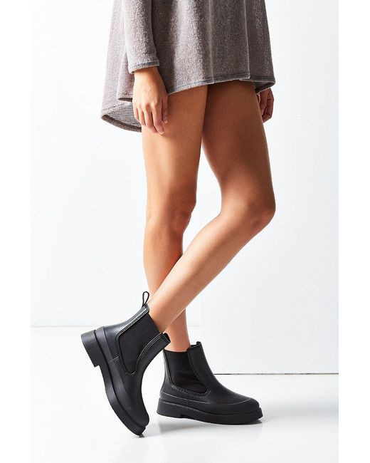 Jeffrey Campbell | Black El Nino Rain Boot | Lyst