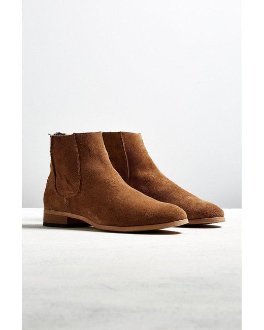 Shoe The Bear | Brown David Suede Boot | Lyst