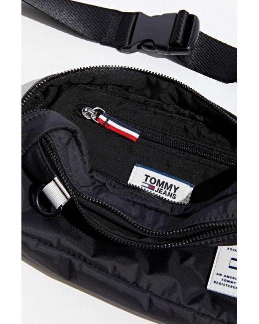 c31f5d05b Lyst - Tommy Hilfiger Urban Tech Sling Bag in Black for Men - Save 14%