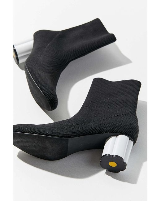 Urban Outfitters - Black Uo Flora Glove Boot - Lyst