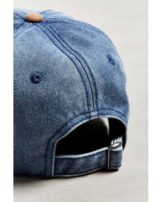 b92ea1f0684 ... Urban Outfitters - Blue Friends Baseball Hat for Men - Lyst ...