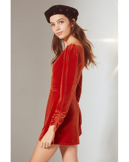 Goldmine cocktail dress