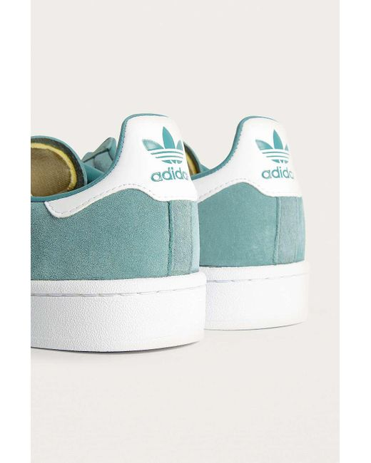 adidas campus raw green