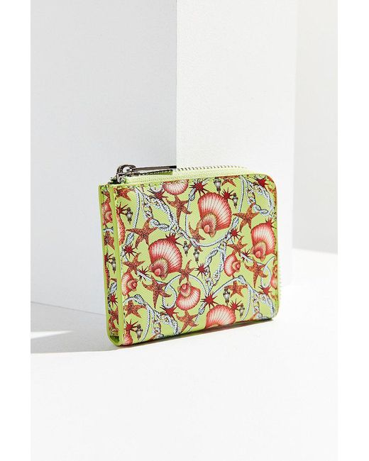 Urban Outfitters   Pink '90s Printed Wallet   Lyst