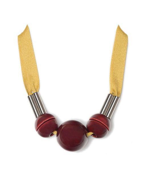 Marion Vidal | Multicolor Canari Necklace | Lyst