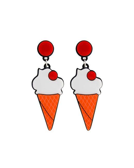 Yazbukey | Multicolor Ice Cream Earrings | Lyst