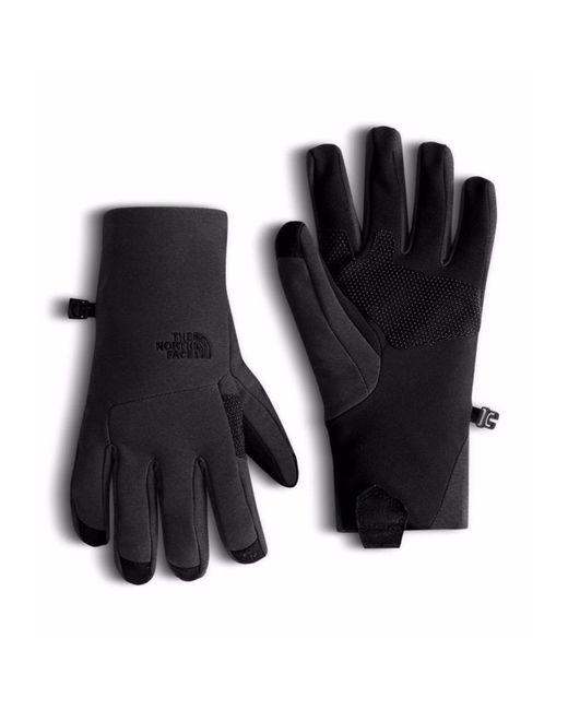 The North Face Black Apex Etip Glove for men