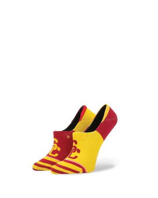 Stance Multicolor Usc Invisible Socks