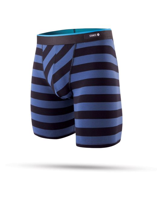 Stance Blue Breaker Del Mar Boxer Brief for men