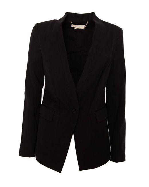 MICHAEL Michael Kors - Black Jacket - Lyst