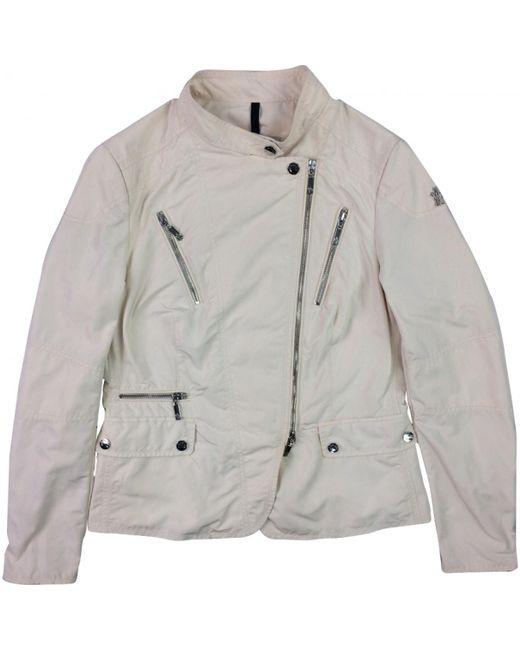 Moncler - Natural Jacket - Lyst