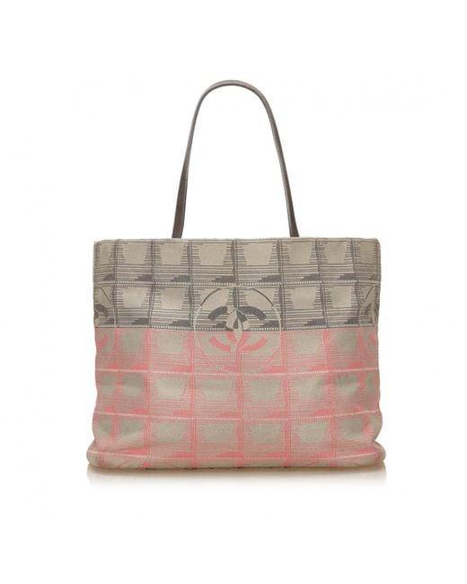 Chanel Pre-owned - Cloth handbag 7jmjBL